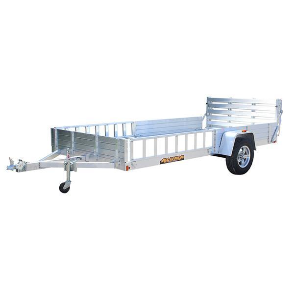 Aluma 8113SR 2 Place ATV w/ BiFold Gate