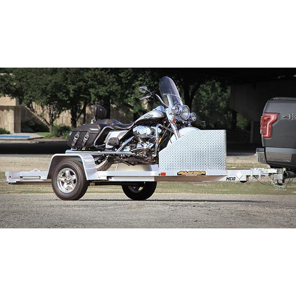 Aluma MC10 Motorcycle Hauler
