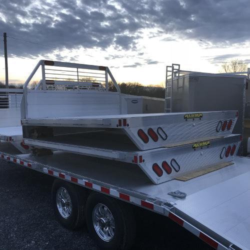 """Aluma 96"""" x 106"""" Truck Bed Heavy Duty"""