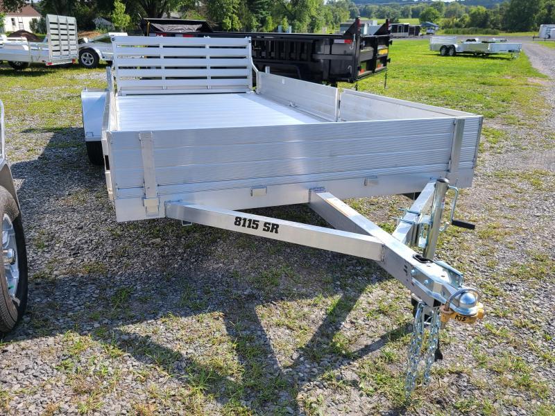 Aluma 8115SR 3 Place ATV w/ BiFold Gate