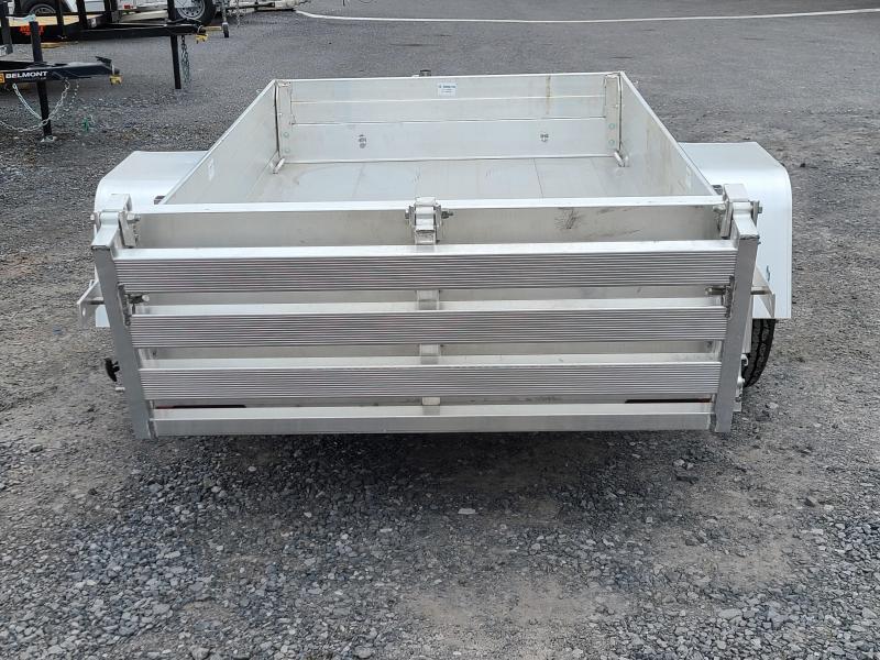 Aluma 548LW 1FT Solid Sides, Bifold Gate