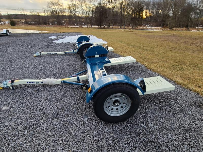 Tow Dolly No Brakes