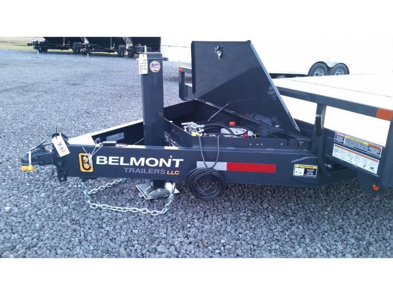 """BELMONT - 14K 8'6""""x24' Full Tilt Deck Over Trailer D0924TD-14K"""