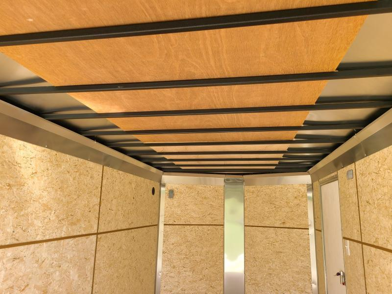 ITI Cargo HD 7x14 Tandem Axle 7 Foot Interior Height 7000LB GVW Rear Ramp Door