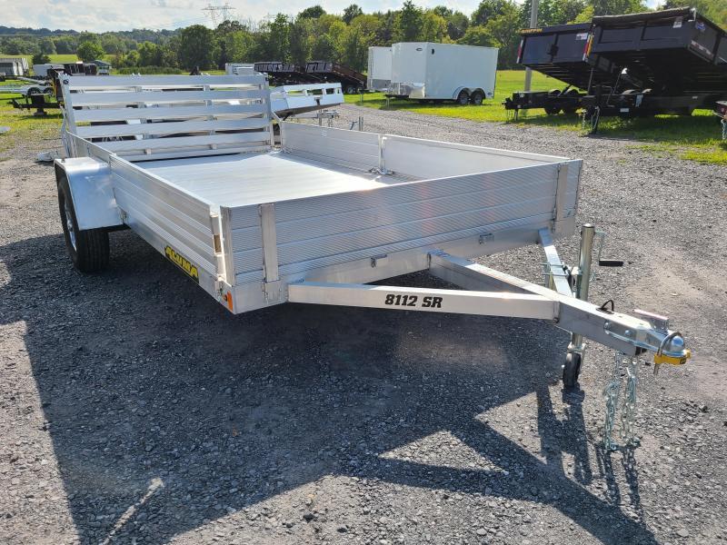 Aluma 8112SR 2 Place ATV w/ BiFold Gate