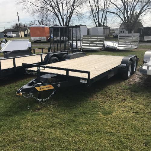"BELMONT - 82""x18' 7K Car/Equipment Hauler CH818-7K"