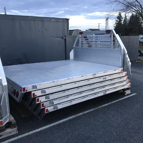 "Aluma 96"" x 115"" Truck Bed"