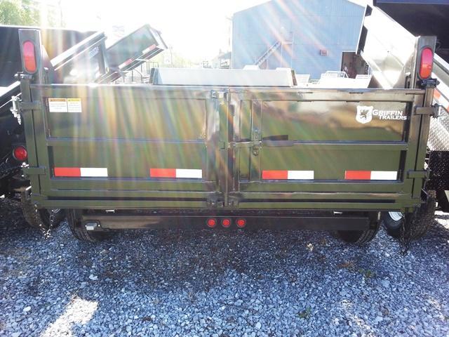 GRIFFIN - 7'x16' 14k Low Profile Dump