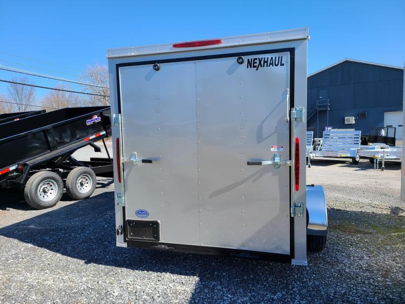 Nexhaul 6x10 Single Axle Enclosed
