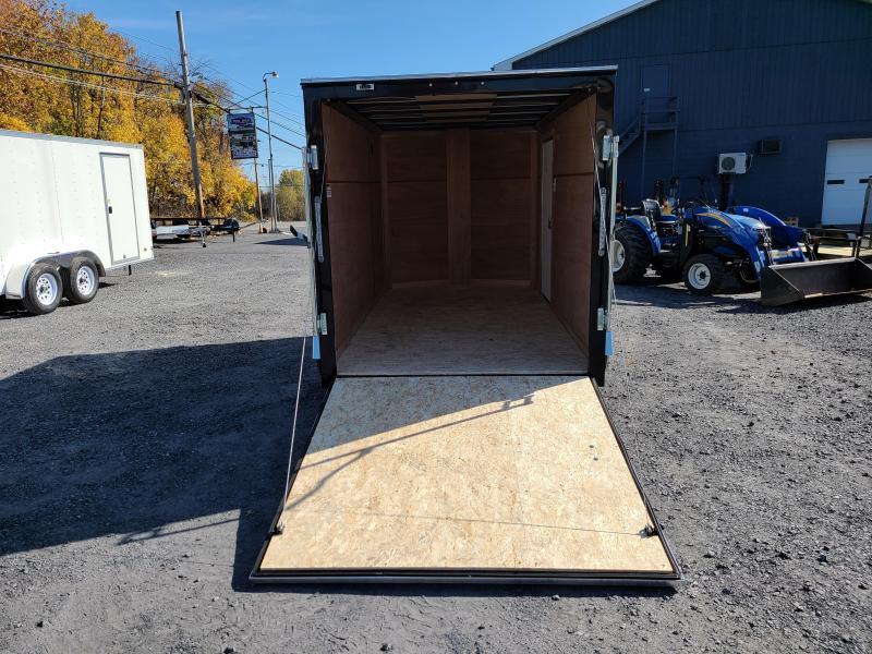 ITI Cargo 6x12 Single Axle Enclosed 2990LB GVW