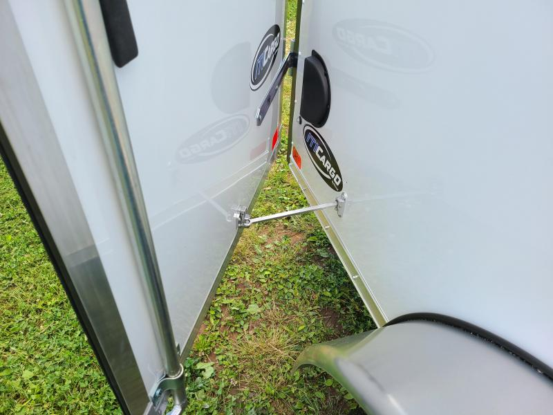 "ITI Cargo HD Series 7x16 Tandem Axle Enclosed 6' 6"" Interior Height 7000LB GVW Rear Double Door"
