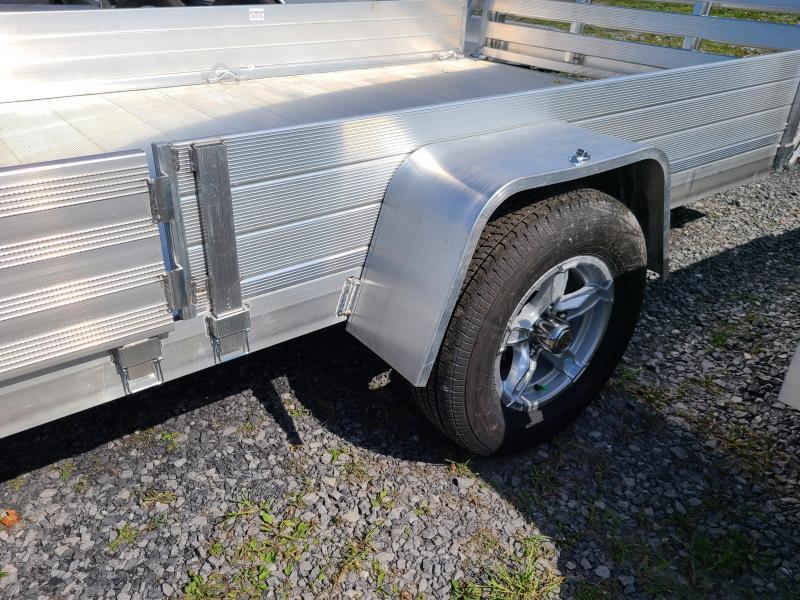 Aluma 8114SR 3 Place ATV w/ BiFold Gate