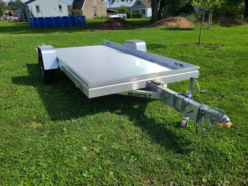Aluma 6812HTILT Heavy Tilt Deck