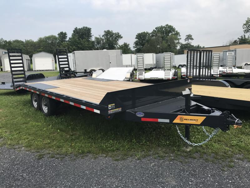 "BELMONT - 14K 8'6""x20' Deck Over Trailer D0920-14K"