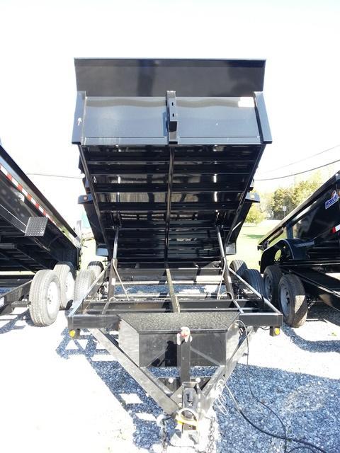 GRIFFIN - 6'x10' 10k LoPro Dump