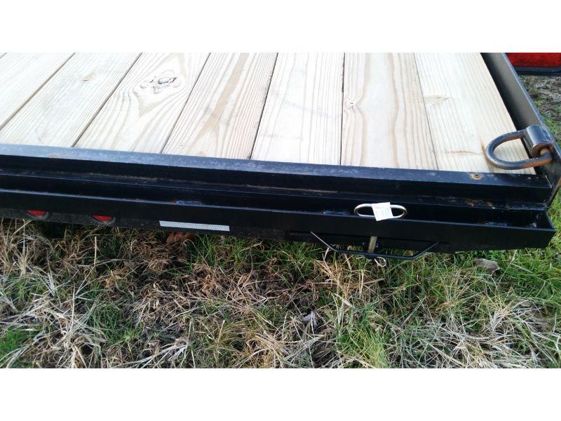 MCT - 610 x 18 Full Wood Deck