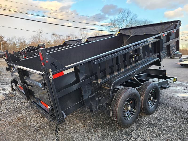 GRIFFIN-7'x 12' 12k Low Profile Dump
