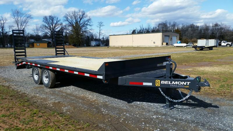 "BELMONT - 12K 8'6""x20' Deck Over Trailer D0920-12K"