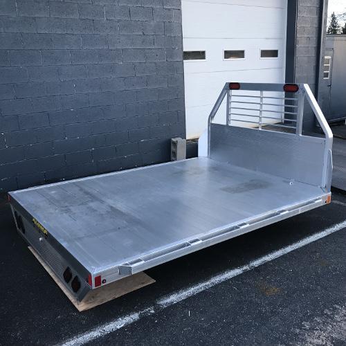 "Aluma 81"" x 106"" Truck Bed"