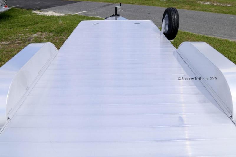 2020 STW Open Car Hauler 6.9' X 18' OPEN-BP