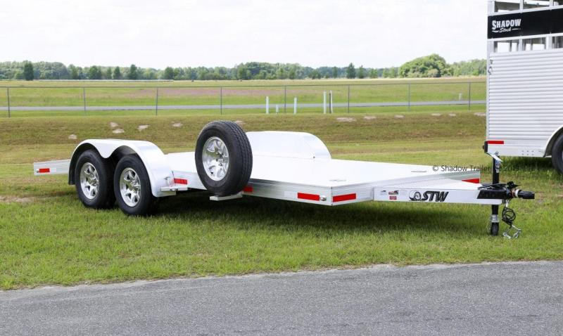 2020 STW Open Car Hauler 6.9' X 18' OPEN-BP