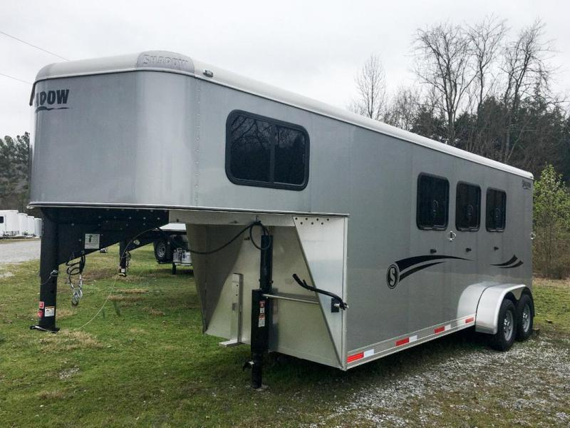 2019 Shadow Stablemate 3H Slant GN Mid Tack 64190W-3SL-MID-GN SKU GN73207