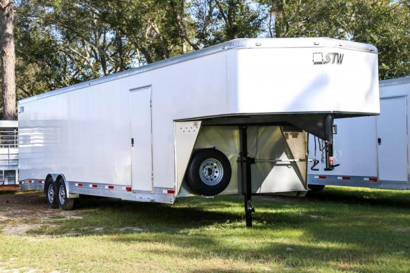 2021 Shadow  Enclosed 32' Cargo/Toy Hauler