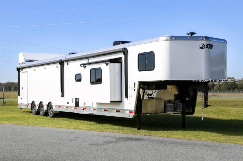 2021 Shadow Enclosed 22' Cargo/Toy Hauler with Living Quarters
