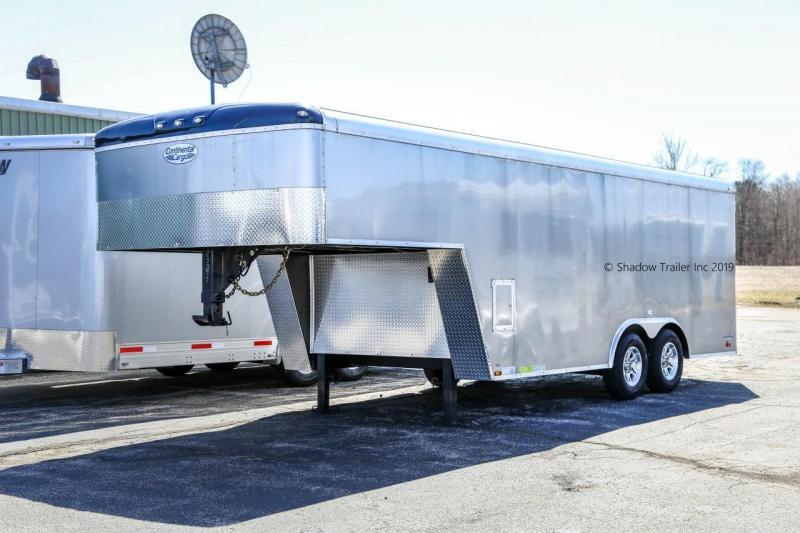 2018 Continental Cargo Auto Plus