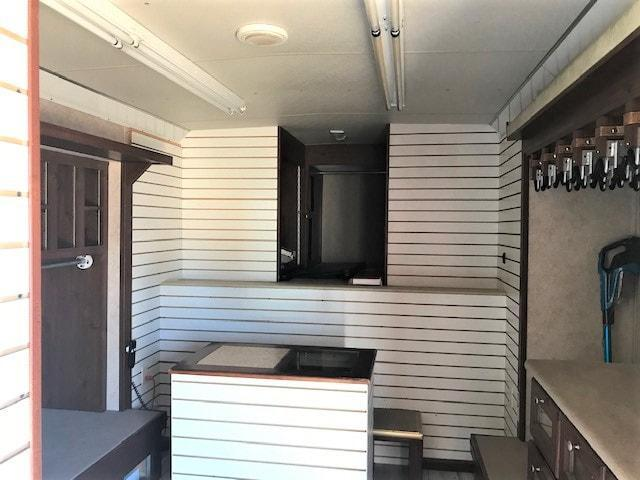2010 Shadow Enclosed Trailer with LQ (Storefront) SKU PC73086