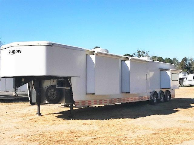 2010 Shadow Enclosed Trailer with LQ (Storefront) Triple axles SKU  PC73086