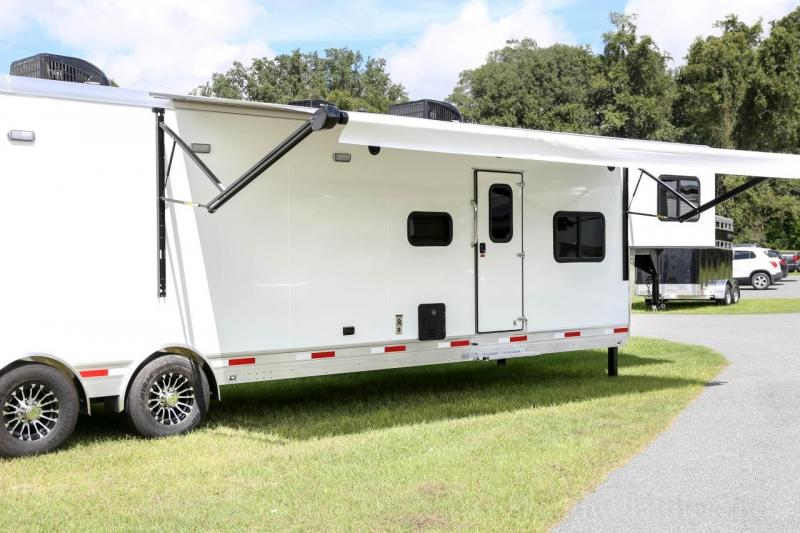 "2021 Shadow Toy Hauler with 16'6"" Living Quarters"