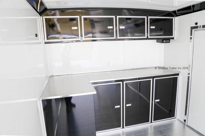 2020 STW Enclosed 32' Cargo/Toy Hauler