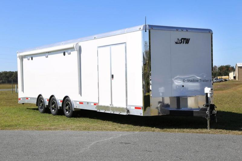 2020 STW Enclosed 32' Cargo/Toy Hauler