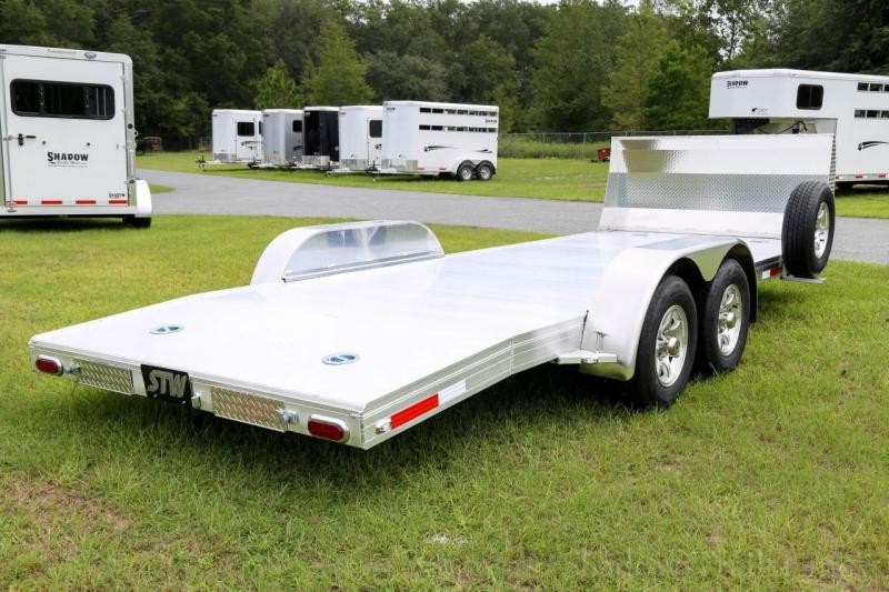 2021 SHADOW Open Car Hauler
