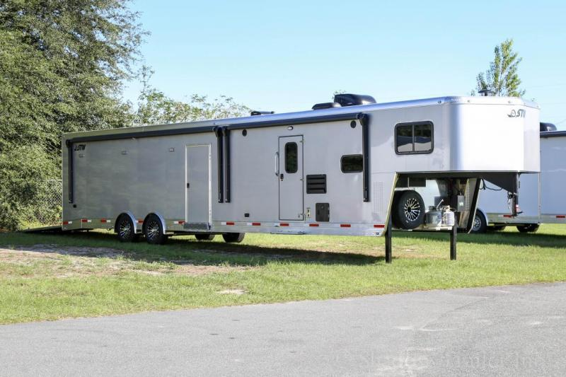 2021 Shadow Toy Hauler with 14' Living Quarters