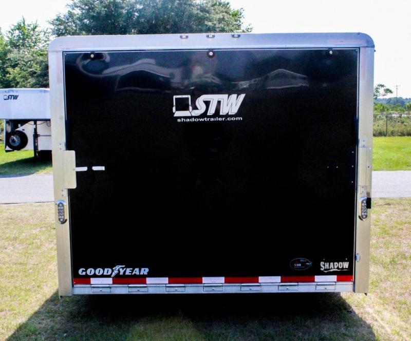 2018 STW Enclosed 20' Cargo/Toy Hauler Bumper Pull