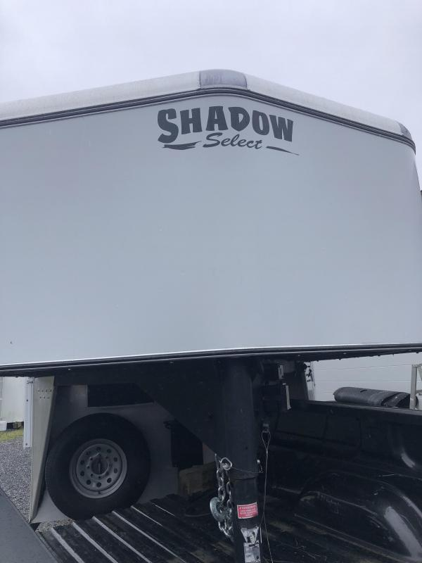 2014 Shadow Trailers Select 4 SL LQ GN Horse Trailer