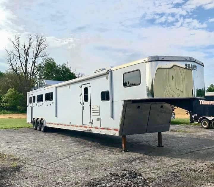 2013 Shadow Trailers 6 Horse LQ