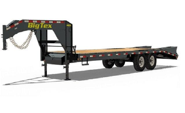 2020 Big Tex 20' Gooseneck Utility Trailer SKU UT69235