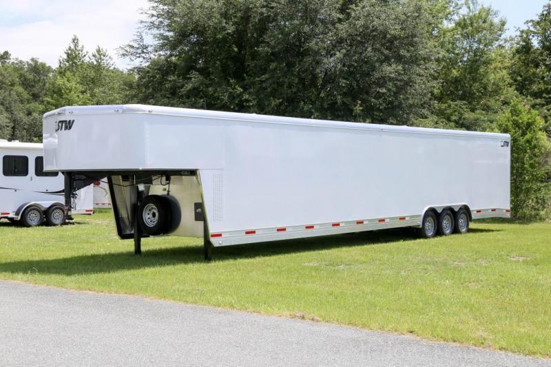 2021 Shadow Trailer World Enclosed 48' Cargo Trailer Goose Neck