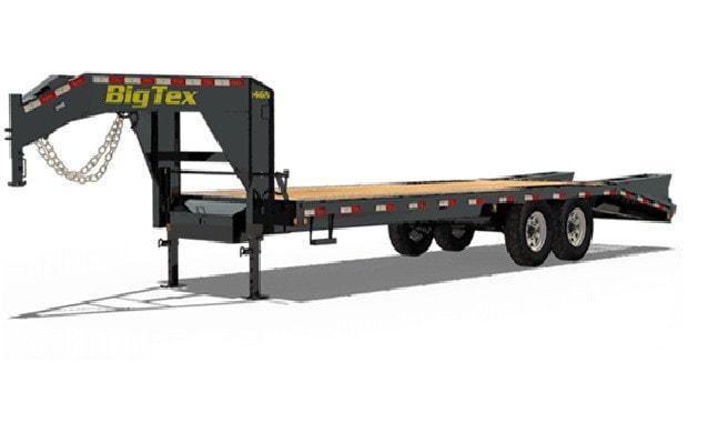 2020 Big Tex Trailers 25' Gooseneck Utility Trailer Utility Trailer