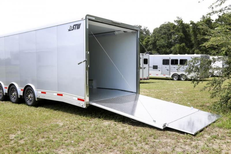 2021 Shadow Trailers 85410-96-GN-2-SK Toy Hauler
