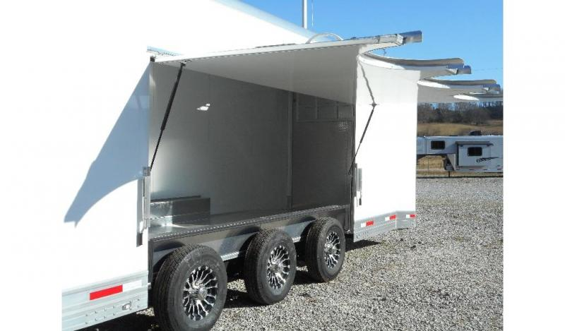 2021 Shadow Trailers Shadow 85420-96-GN-3-7-14LQ Toy Hauler RV
