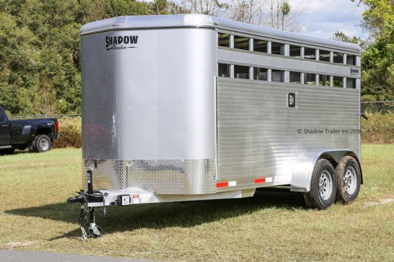 2020 Shadow Trailers 64160RANCHER-BP Livestock Trailer