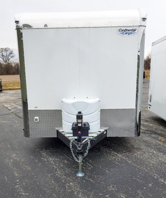 2020 Continental Cargo 8.5 ' Enclosed Cargo Trailer