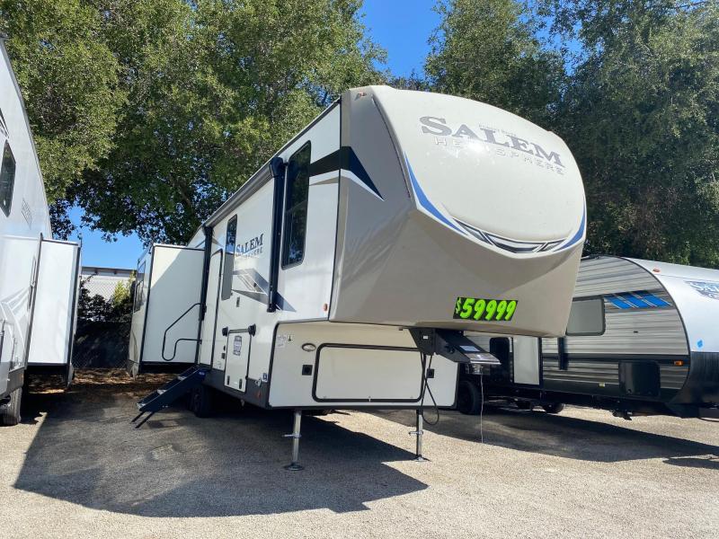 2022 Forest River Salem Hemisphere 286RL Fifth Wheel Campers RV