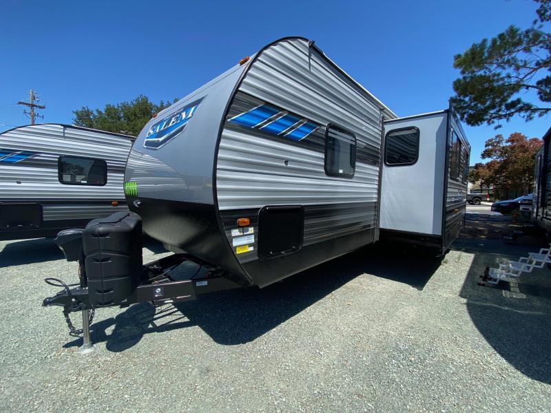 2021 Forest River Salem 26DBUD Travel Trailer RV