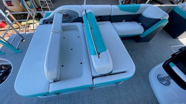 2021 South Bay 525SB2 Pontoon Boat