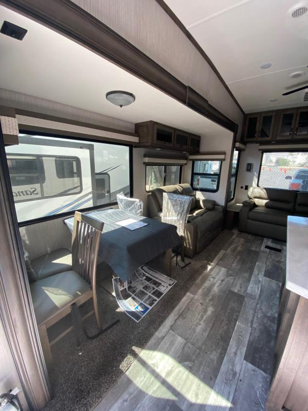 2021 Forest River Sandpiper 321RL Fifth Wheel Campers RV
